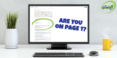 Are you on page 1? If not, we can help!